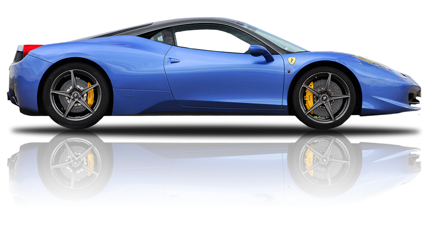 Modern Classic Car Finance Animation- Classic Ferrari Enzo