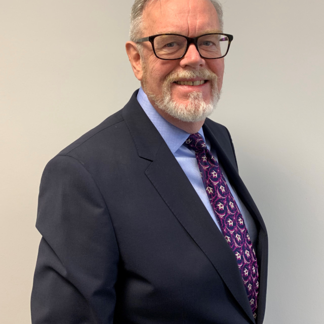 Mike Kirsopp of Cambridge & Counties Bank