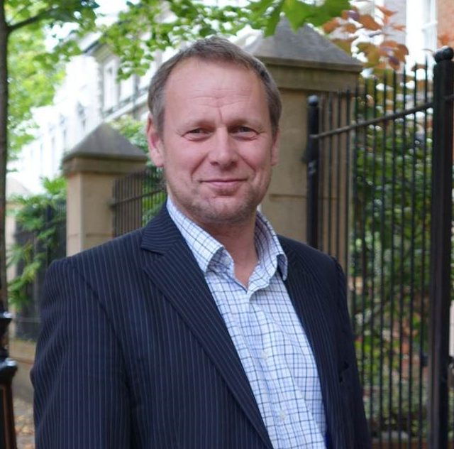 A photo of Paul Fowkes, Head of Credit Operations & Asset Finance.