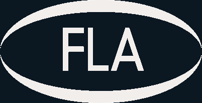 The logo for the Finance & Leasing Association, a leading trade body that we are a member of.
