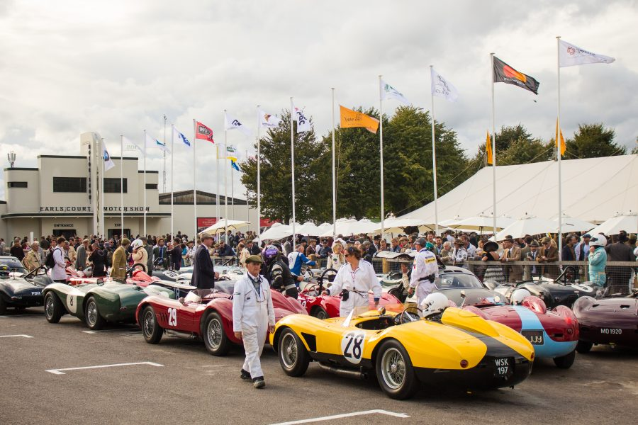Goodwood Revival Festival - Sussex Trophy
