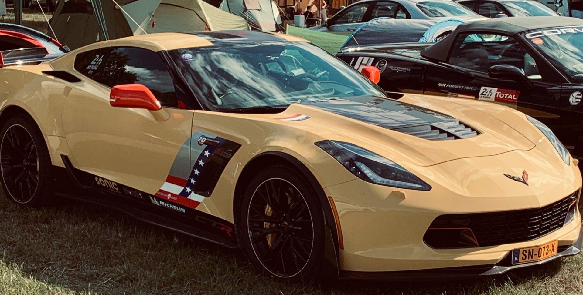 Chevrolet Corvette Stingray at Le Mans