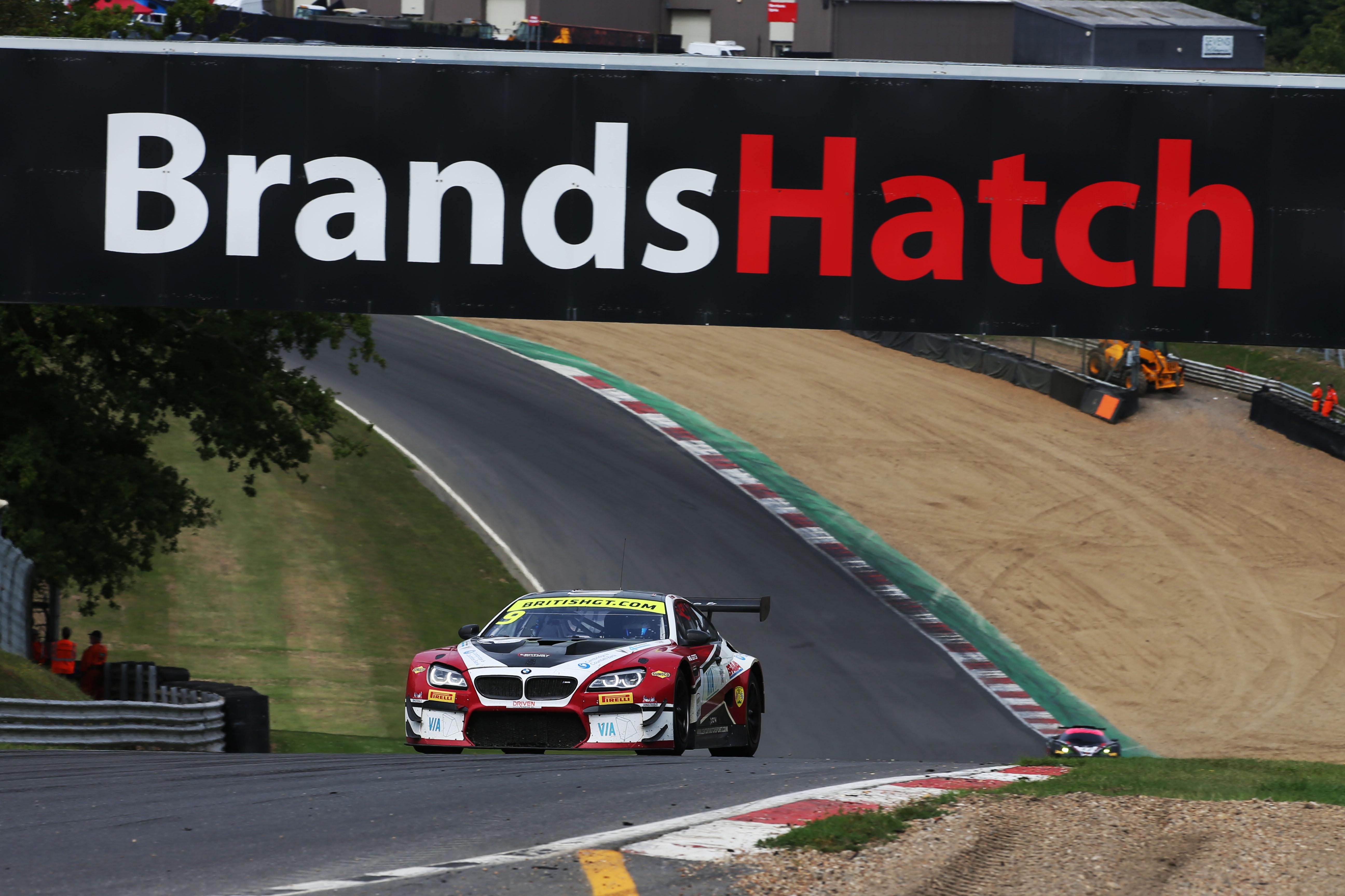 Brands Hatch British GT 2019