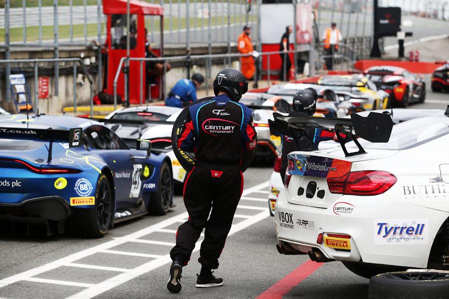 British GT Brands Hatch