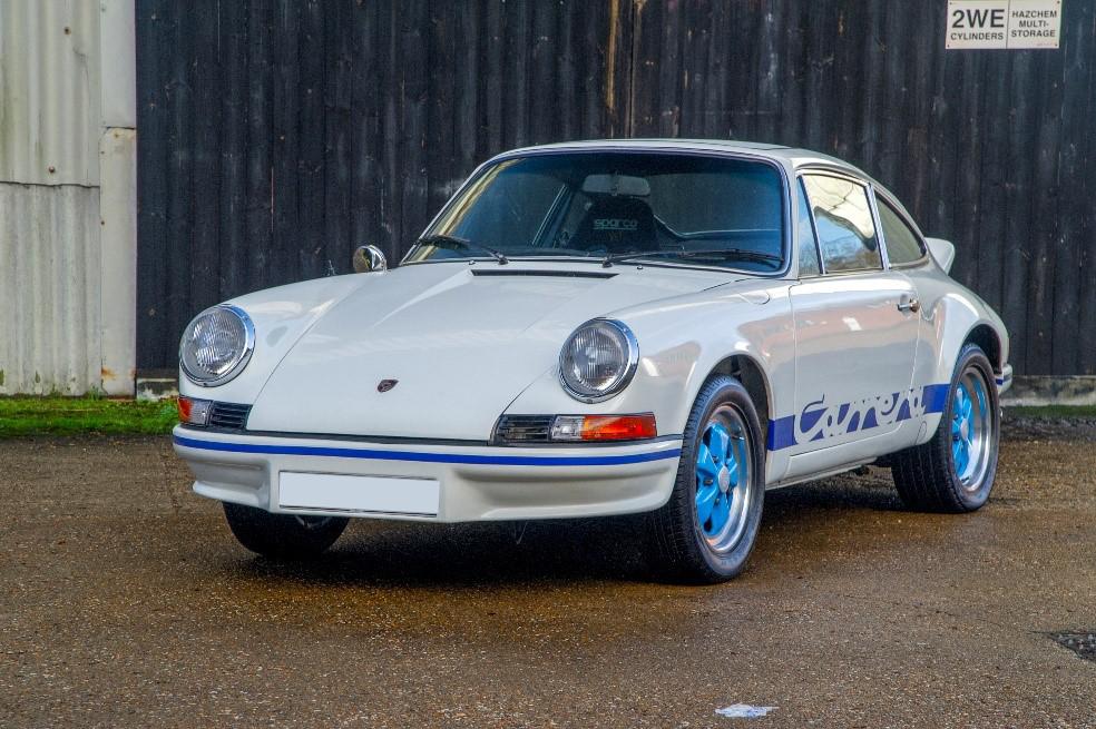 Porsche 911 (964) 2.7 RS