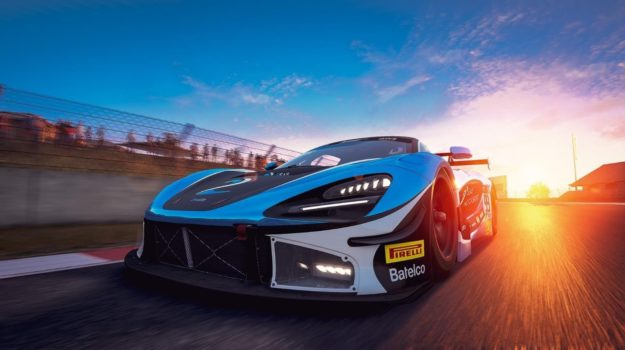 Angus fender_Sim racing