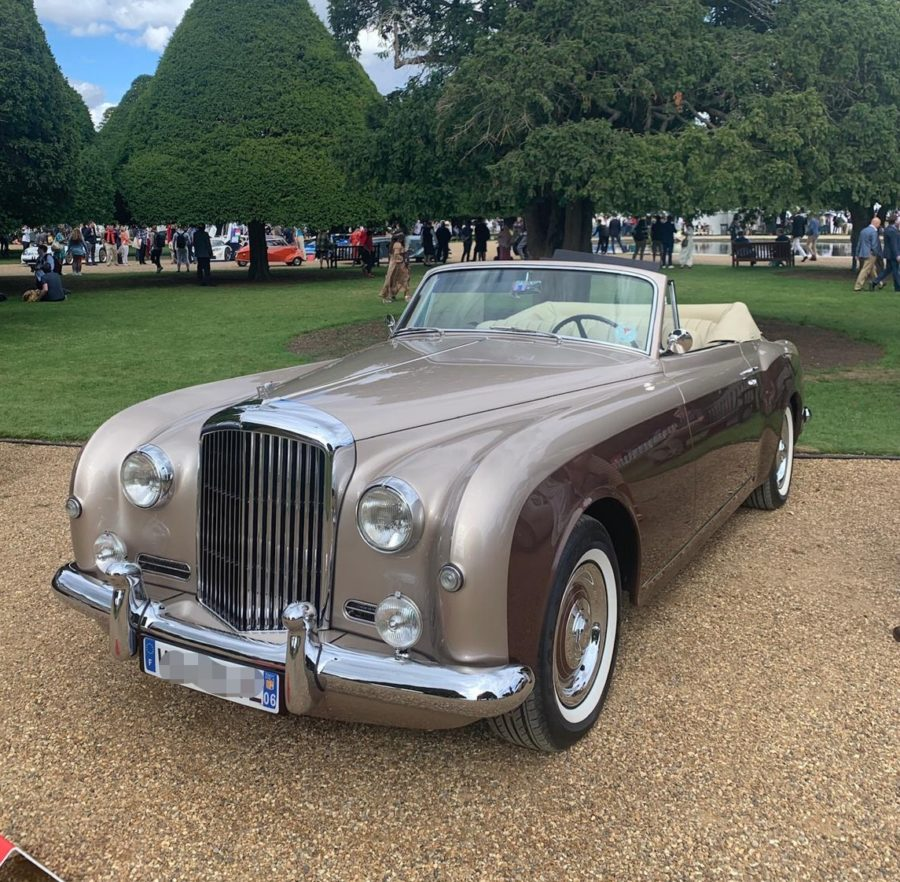 Concours of Elegance Show 2020