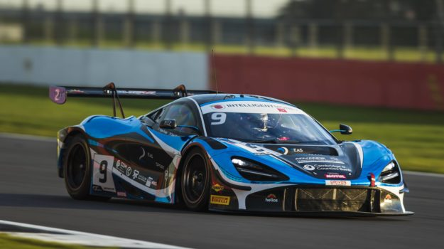 British GT 2020 - Angus Fender at Silverstone 500